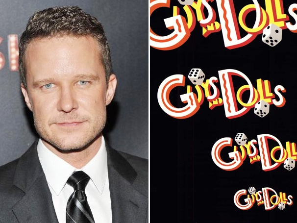 Sue Him! Edwin Drood's Will Chase Wants to Romance Debra Messing in Guys and Dolls