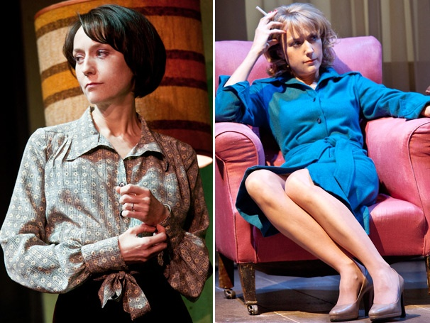 Lia Williams on the Thrill of Alternating Roles With Kristin Scott Thomas in London's Old Times