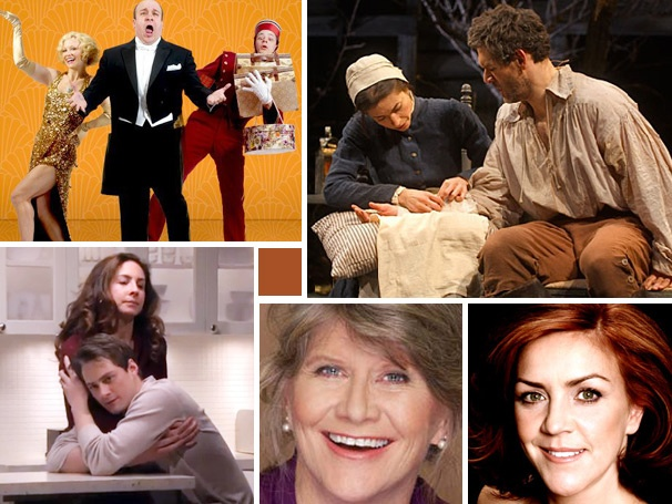 The Crucible Gets a Sequel, Andrea McArdle Discusses Her Vagina and More Cross-Country Highlights