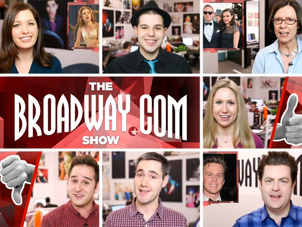 The Broadway.com Show Debut Episode: This Week in Theater from Ben Walker's Ass to Laura Benanti's Sass
