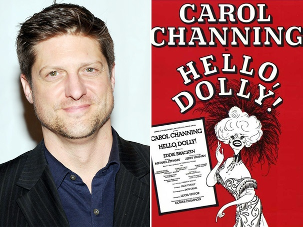 Chicago's Christopher Sieber on His Love Affair with Hello, Dolly! & the 'Amazeballs' Carol Channing