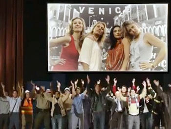 Watch this Hilarious Send-Up of Rent, Glee & More in 'The Women of L.A.' Music Video
