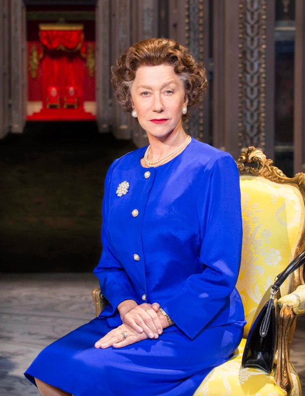 Helen Mirren's Latest Turn as Queen Elizabeth is Coming to a Theater Near You