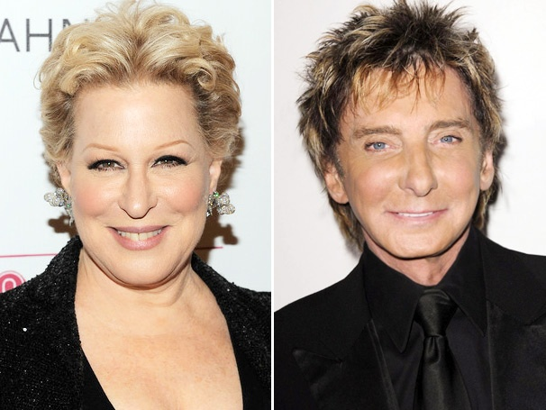 Will Bette Midler & Barry Manilow Perform Together at the Tony Awards?