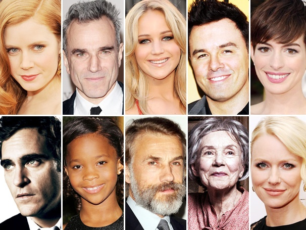 Weekend Poll: Which 2013 Oscar Nominee Would You Like to See on Broadway? 