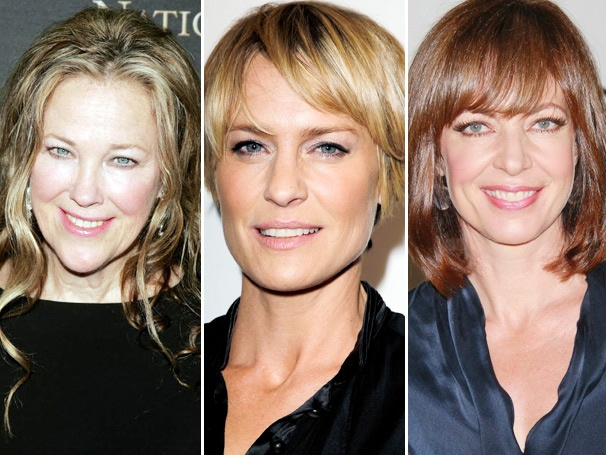 Glengarry Girls? Catherine O'Hara, Robin Wright & Allison Janney to Lead Macho Mamet Reading