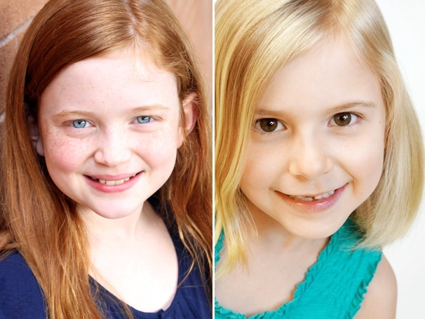 Broadway's Annie Welcomes Sadie Sink and Brooklyn Shuck to Miss Hannigan's Orphanage