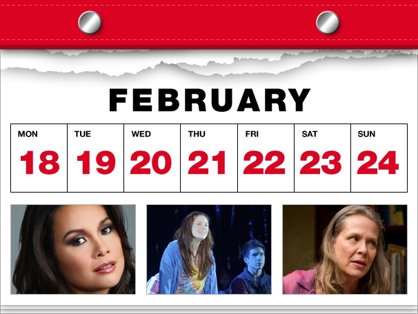 Ragtime Gets a Starry Concert, Broadway Welcomes a Hardbody & Virginia Woolf Serves Last Call In This Week's Datebook