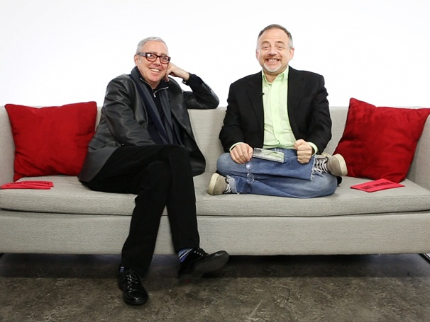 Tony Winners Marc Shaiman and Scott Wittman on Smash Hits, Hairspray Dinner Parties & Staying Fabulous