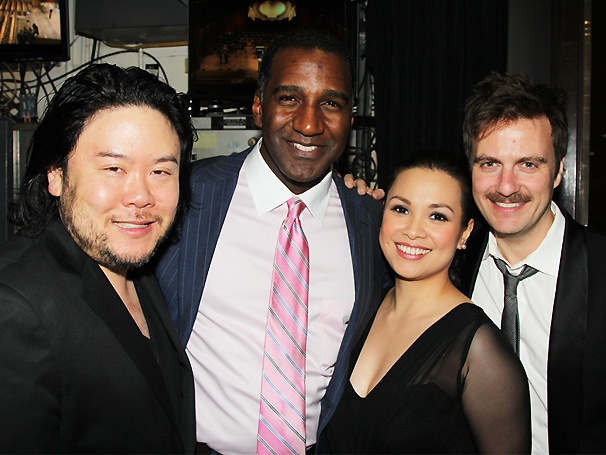 Exclusive! Go Behind the Scenes with Lea Salonga, Norm Lewis, Patina Miller & the Concert Cast of Ragtime