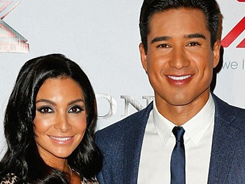A Chorus Line Couple Mario Lopez & Courtney Mazza are Expecting Their Second Baby