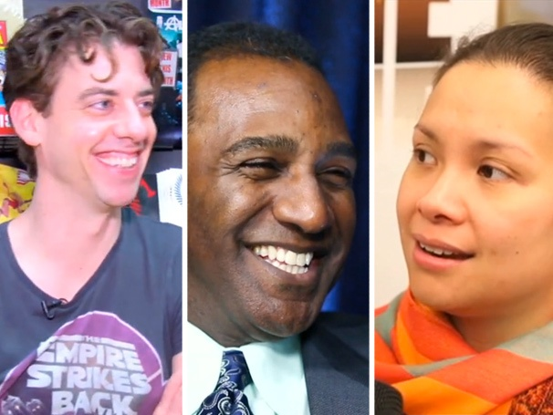 Top Five! Christian Borle & Norm Lewis Let Loose & Broadway.com Staffers Tell All in the Week's Most-Watched Videos