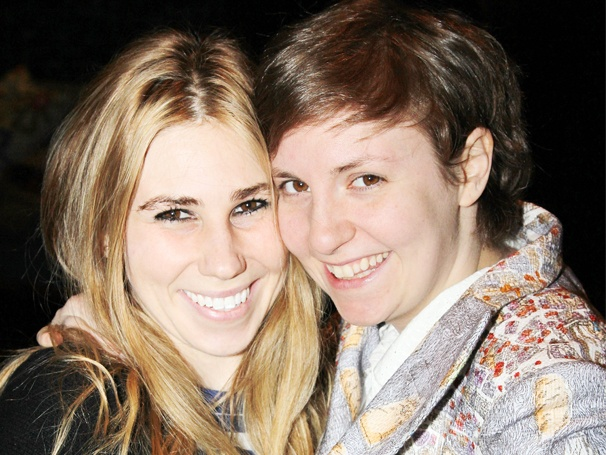 See Just How Much Lena Dunham Really Really Loves Her Girls Co-Star Zosia Mamet