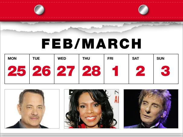Tom Hanks Arrives on Broadway, Smash Adds Another Dreamgirl & Four Big Shows Say Goodbye in This Week's Datebook