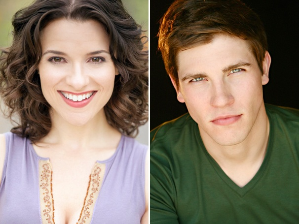 New Oz Couple Alert! Jenn Gambatese and Curt Hansen Join Wicked Tour as Glinda & Fiyero