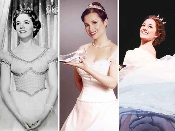 From Julie Andrews to Lea Salonga to Laura Osnes: Follow Cinderella's Magical Journey to Broadway