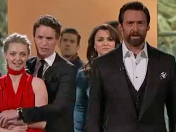 Effie, Velma & Jean Valjean Together at Last! Watch the Oscar's Starry Tribute to Movie Musicals 
