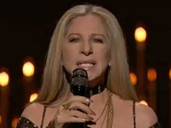 Watch Barbra Streisand's Oscar Night Tribute to Marvin Hamlisch as She Gracefully Tackles 'The Way We Were'