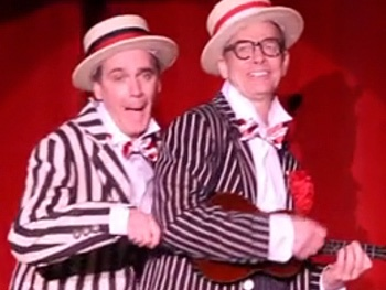 Bill Irwin, David Shiner & Nellie McKay Clown Around in Silly Trailer for Old Hats