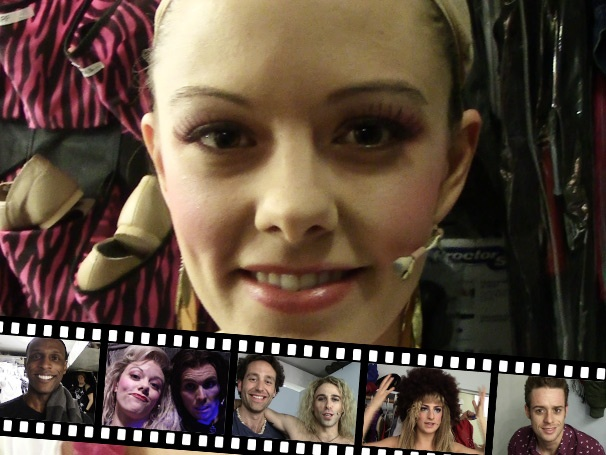 Oh, Sherrie! Backstage at Rock of Ages With Kate Rockwell, Episode 5: What's Your Spirit Animal?
