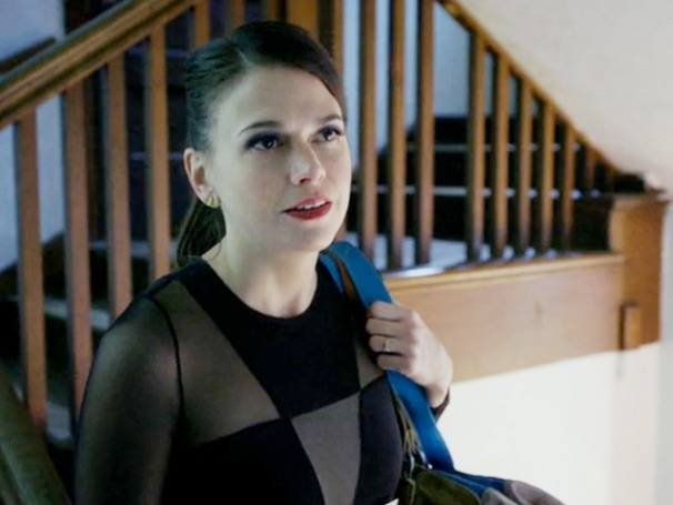 Sutton Foster Goes to a Top-Secret Audition on the Season Finale of Bunheads