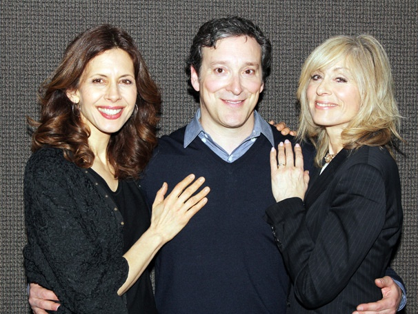 Jessica Hecht, Jeremy Shamos, Judith Light & More Preview Richard Greenberg's The Assembled Parties