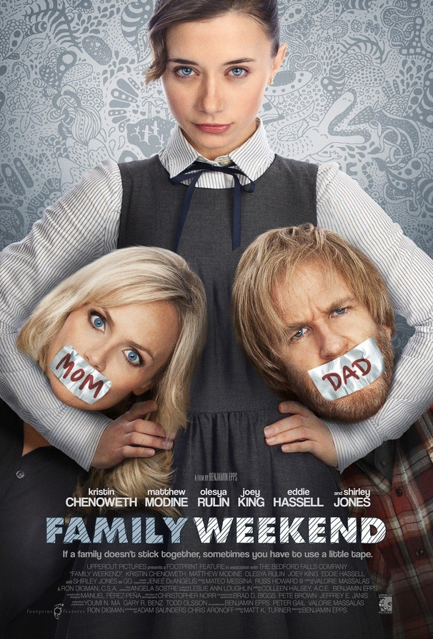 Catch Kristin Chenoweth's New Comedy Family Weekend with Video on Demand