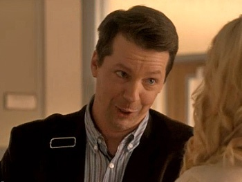 Get a First Look at Sean Hayes as He Goes Off His Meds on Smash
