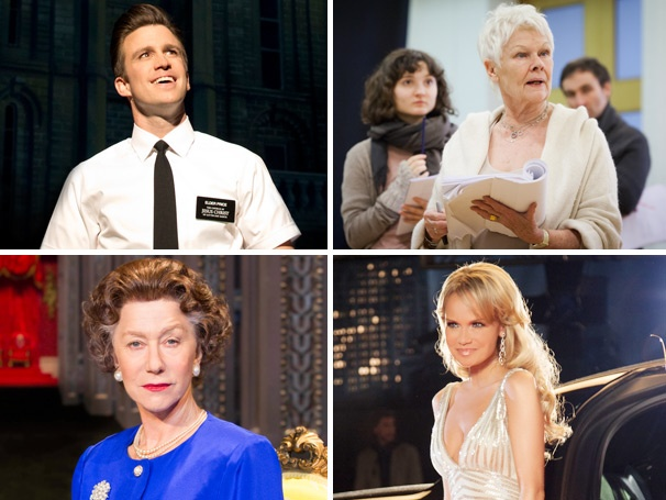 London Datebook Highlights Include Gavin Creel in The Book of Mormon & Helen Mirren as the Queen