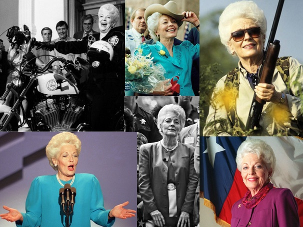 10 Fascinating Facts About Ann's Fabulous Title Character Ann Richards