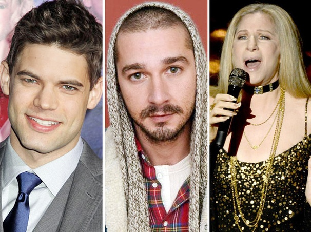 Top 10! Jeremy Jordan Gets a Movie Break, Shia LeBeouf Tweets & Streisand Sings in the Week's Most-Read Stories