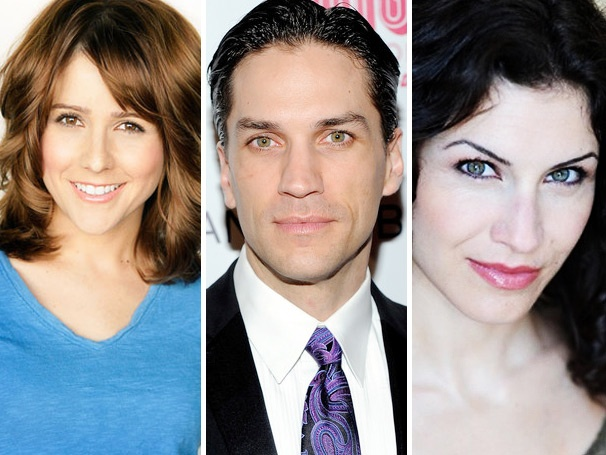 Alli Mauzey, Will Swenson, Jenny Powers & More Join Edward Watts in Superman at Encores!