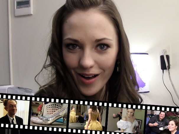 The Princess Diary: Backstage at Cinderella with Laura Osnes, Episode 1: A Royal Costume Fitting