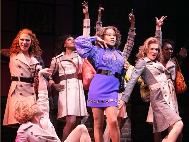 Fierce! See Billy Porter and the Fabulous Cast of Kinky Boots in Action