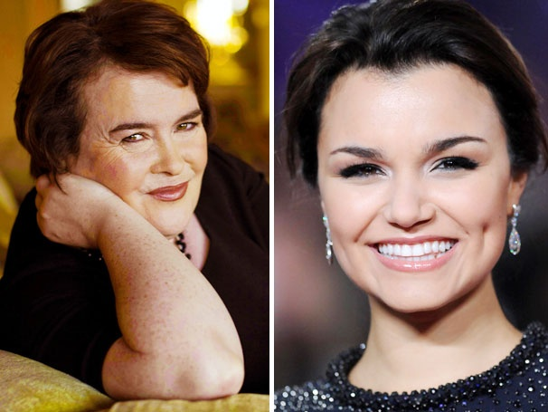 Les Miz's Samantha Barks and Susan Boyle to Hit the Big Screen Together in The Christmas Candle