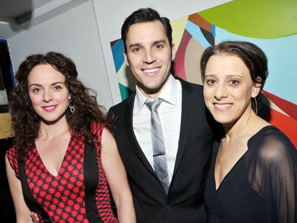 Melissa Errico, Ryan Silverman & Judy Kuhn Celebrate the Soaring Opening of Passion Off-Broadway