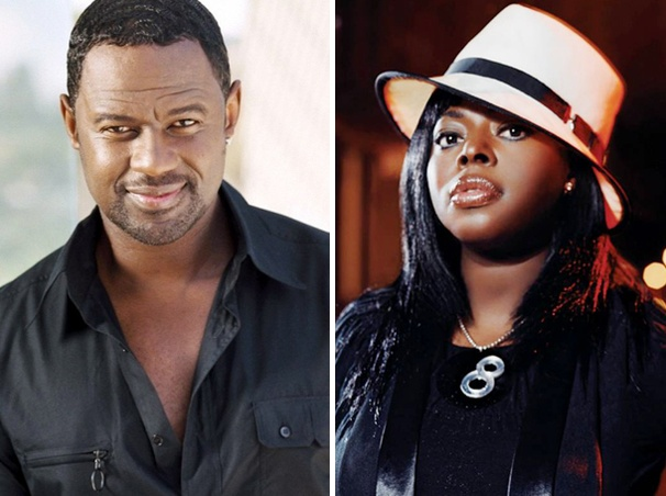 Grammy Nominees Brian McKnight & Angie Stone to Lead National Tour of Hinton Battle's Funeral Drama Love Lies
