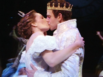 See Musical Fairy Tale Cinderella Come to Life with Laura Osnes, Santino Fontana & More