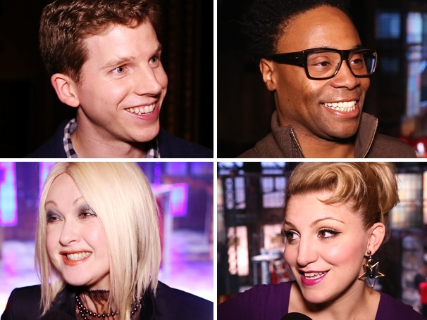 Billy Porter, Stark Sands & More Offer a Sneak Peek into the Glam World of Kinky Boots