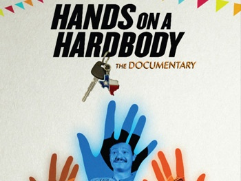 Drive-In Movie! Remastered Hands on a Hardbody Documentary Released on DVD & Digital Download