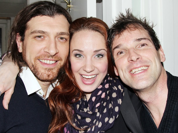 Sierra Boggess Surrounds Herself With Love at Her Final Phantom Performance