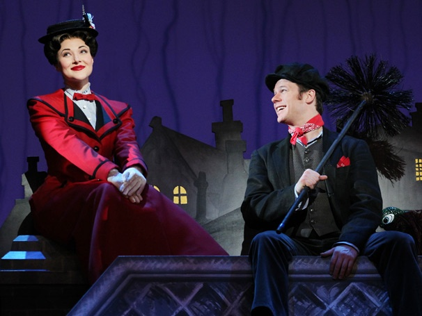 Broadway Grosses: Mary Poppins Soars Away From Broadway After Six Years