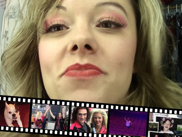Oh, Sherrie! Backstage at Rock of Ages with Kate Rockwell, Episode 6: Losing My Schmackarys Virginity