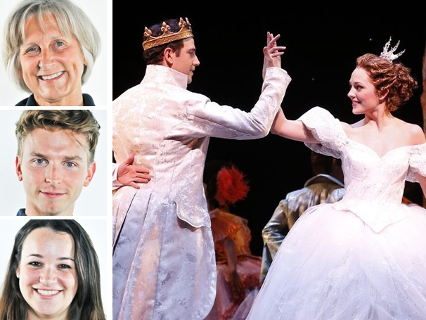 Were Our Word of Mouth Panelists Enchanted by Broadway's New Cinderella?