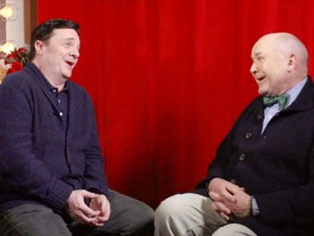 Exclusive! Nathan Lane & Jack O'Brien on Strippers, Laughs & the Love Story at the Center of The Nance