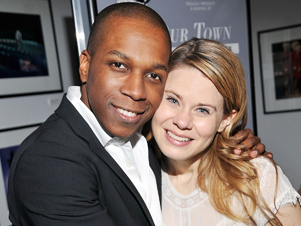 Welcome to Grover's Corners! Celia Keenan-Bolger, Leslie Odom Jr. & More Break Hearts at Our Town Actors Fund Benefit