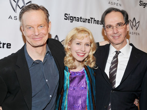 Bill Irwin, David Shiner & Nellie McKay Clown Around on Opening Night of Old Hats