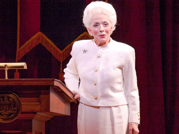 Holland Taylor Channels Famed Texas Governor Ann Richards as Ann Opens on Broadway