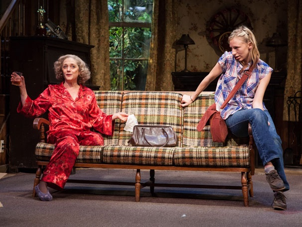 Carol Kane Channels Bette Davis as The Lying Lesson Opens Off-Broadway
