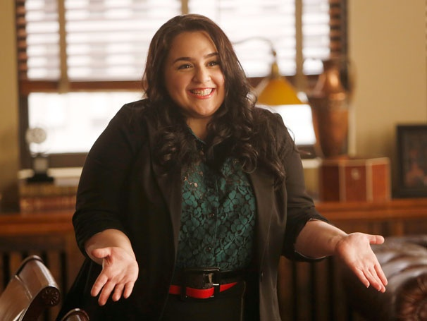 Hairsprays Nikki Blonsky Dishes About Her Guest Spot on Smash and Working for the 'Evil Side'